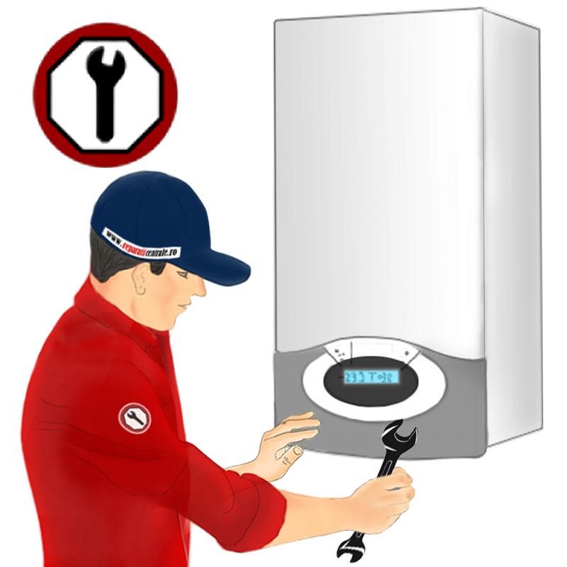 Poza Montaj service autorizat Ferroli, Ariston, Viessmann, Motan, Immergas pentru piese de schimb centrale termice. Poza 10426