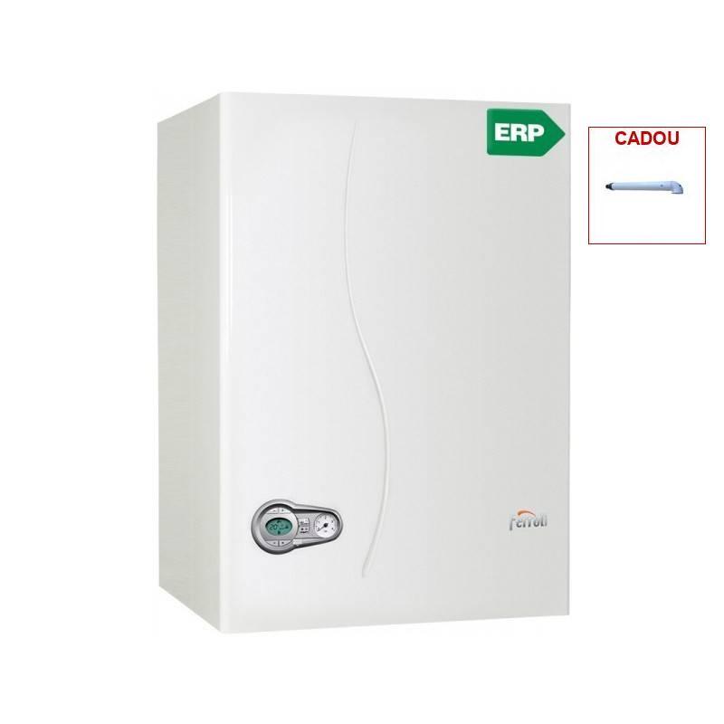 Poza Poza produs Centrala termica cu boiler incorporat Ferroli BLUEHELIX 32 A K50 - 32 kW + produs cadou
