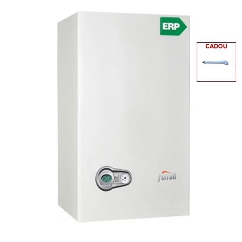 Poza Poza produs Centrala termica in condensare Ferroli Bluehelix TECH E 45H 45 kW + produs cadou