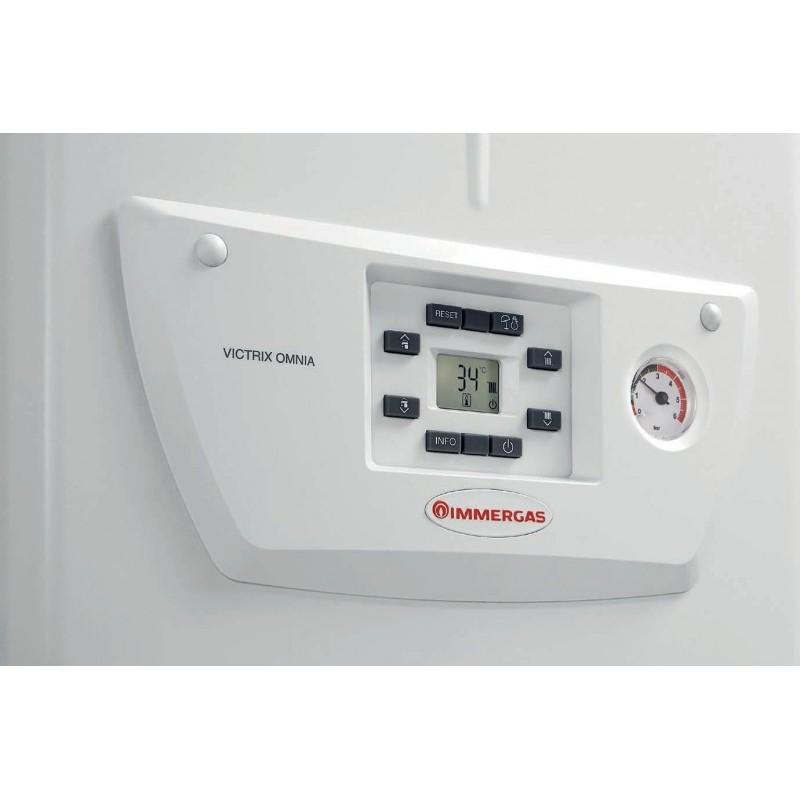 Poza Centrala termica Immergas Victrix Omnia 25 kW. Poza 10773