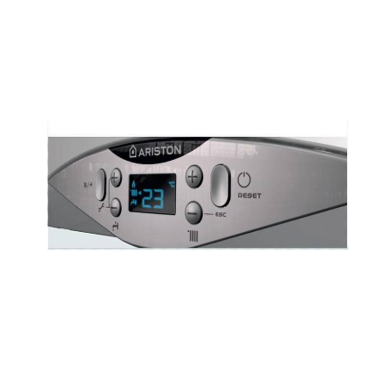 Poza Display Centrala termica in condensare Ariston CARES PREMIUM 24 EU 24 KW