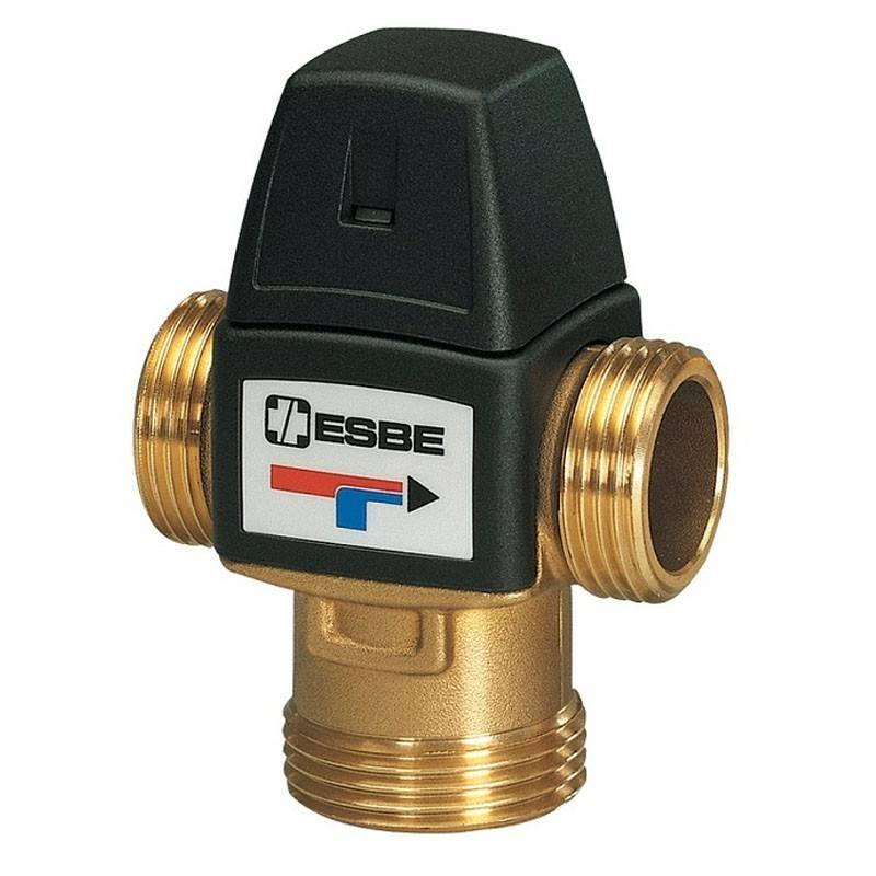 Poza Ventil termic de amestec ESBE VTA 322 - 3/4