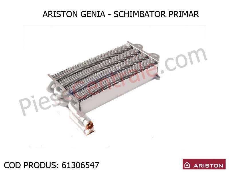 Poza Schimbator primar centrala termica Ariston Genia