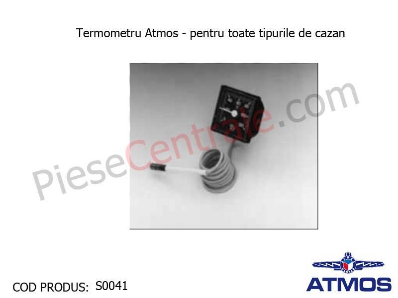 Poza Termometru Atmos - pentru toate tipurile de cazan