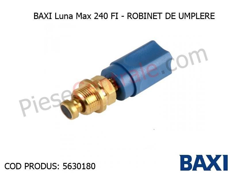 Poza Robinet de umplere Baxi Luna Max 240 FI, Eco