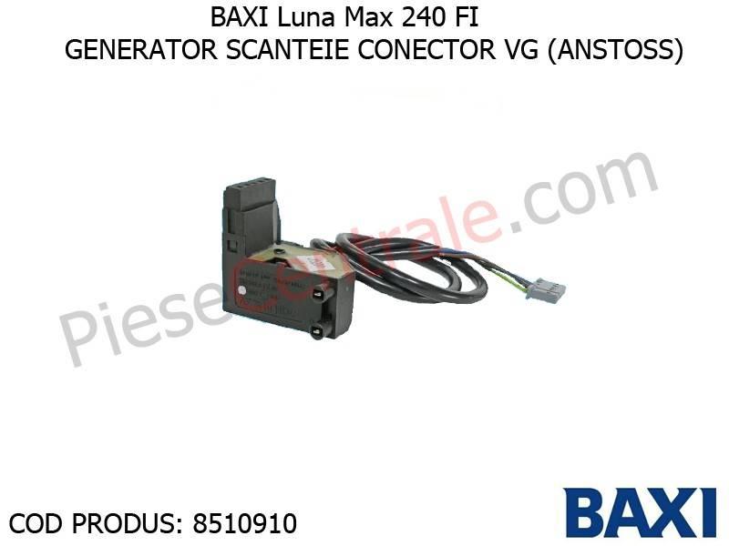 Poza Generator scanteie CONECTOR VG (ANSTOSS) Baxi Luna Max 240 FI