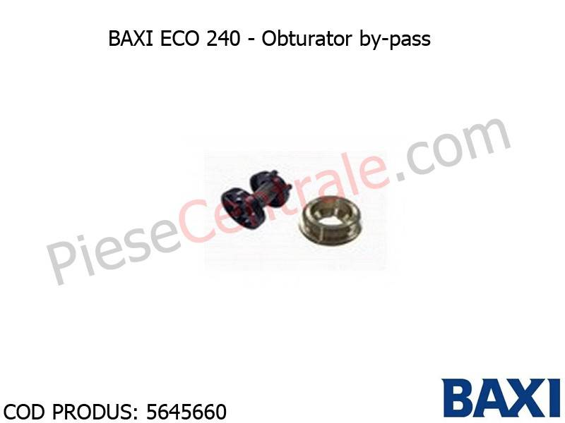 Poza Obturator by-pass centrala termica Baxi Eco 240