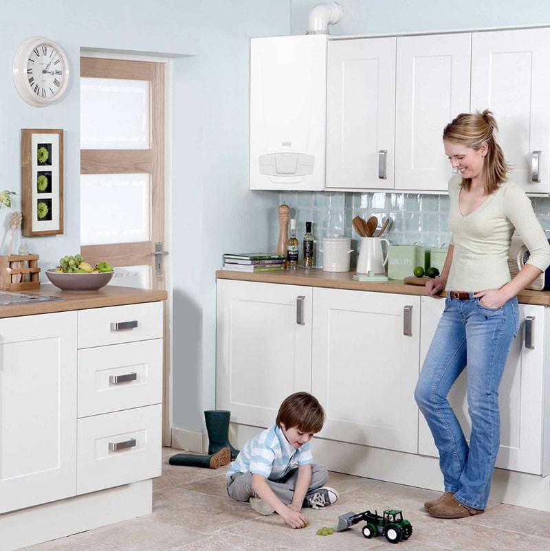 Montajul, punerea in functiune si autorizarea de functionare a unei centrale termice de apartament. Poza 77
