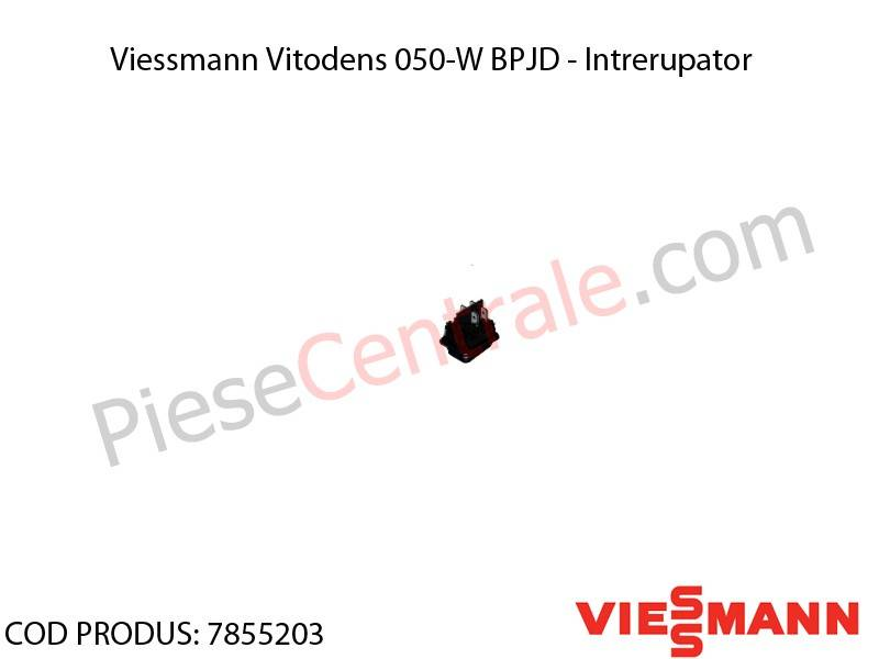 Poza Intrerupator centrala termica Viessmann Vitodens 050-W BPJD