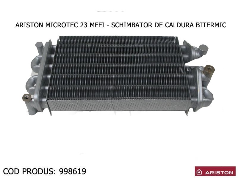 Poza Schimbator de caldura bitermic centrala termica Ariston MICROTEC 23 MFFI