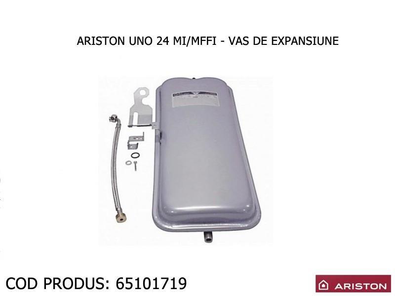 Poza Vas expansiune centrale termice Ariston UNO 24 mi/mffi