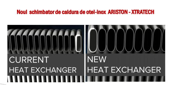 Poza Centrala termica in condensare Ariston Clas One 24 EU 24 KW. Poza 8537