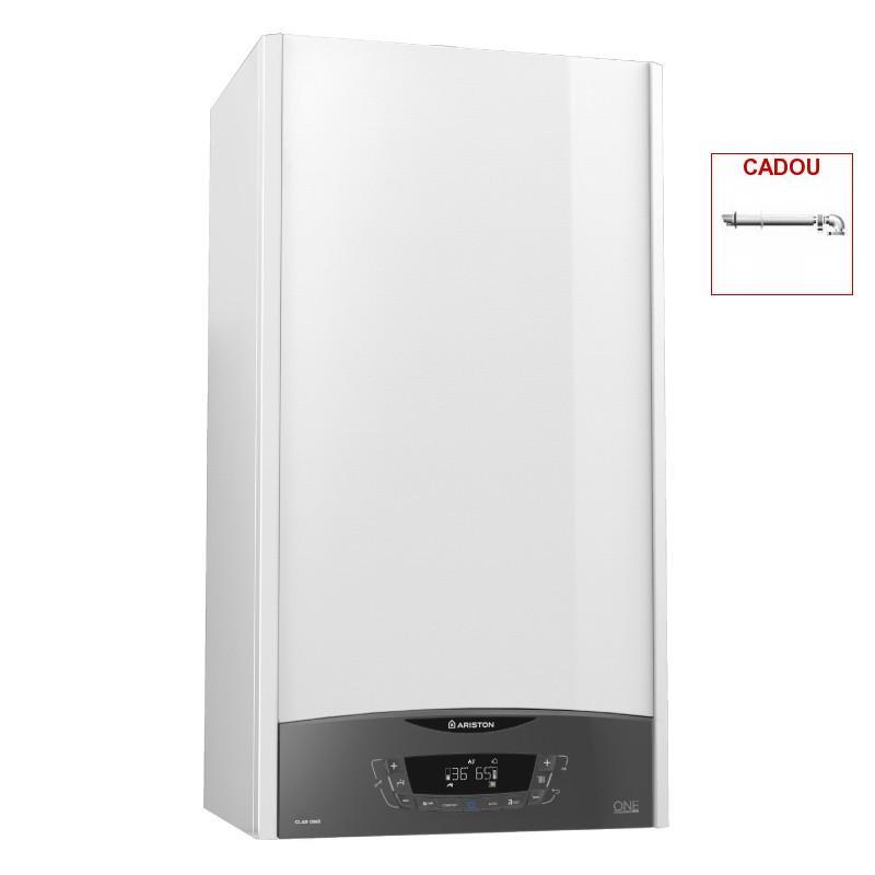 Poza Poza produs Centrala termica in condensare Ariston Clas One 24 EU 24 KW + produs cadou