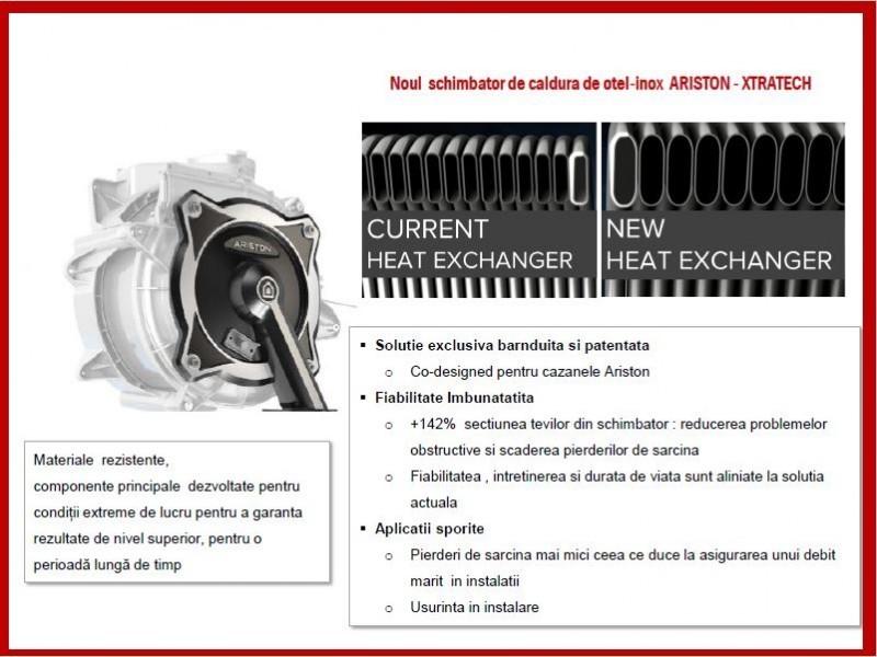 Poza Centrala termica in condensare Ariston Clas One 30 EU 30 KW. Poza 8553