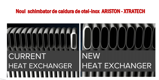Poza Centrala termica in condensare Ariston Clas One 30 EU 30 KW. Poza 8556