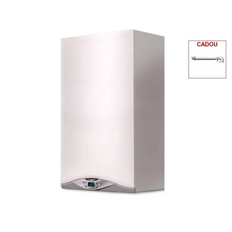 Poza Poza produs Centrala termica in condensare Ariston CARES PREMIUM 30 EU 30 KW + produs cadou