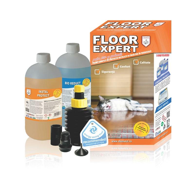 Poza Pachet intretinere instalatie incalzire in pardoseala Floor Expert. Poza 9375