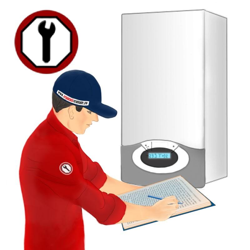 Poza Punere in functiune si autorizare functionare pentru centrale termice murale cu putere cuprinsa intre 24-35 KW. Poza 9937