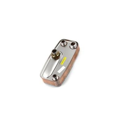 Schimbator Secundar Acm Centrala Termica Immergas Eolo Mini 24 Kw Versiunea Cu Manometrul Pe Partea Stanga Piesecentrale Ro
