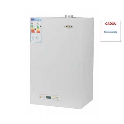 Poza Poza produs Centrala termica cu tiraj fortat Motan Kplus 24 kW + produs cadou