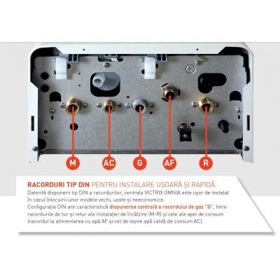 Poza Centrala termica Immergas Victrix Omnia 25 kW. Poza 10774