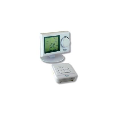 Poza Termostat de ambient neprogramabil wireless Regulus TP34RF. Poza 11002