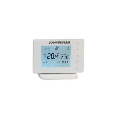Poza Termostat ambient Computherm E400RF, fara fir, wifi control. Poza 13469