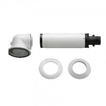 Poza AZB916 Bosch kit evacuare gaze arse orizontal