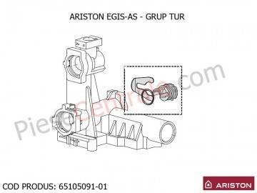 Poza Grup Tur centrale termice Ariston EGIS si AS