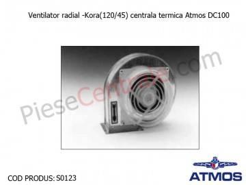 Poza Ventilator radial Kora(120/45) centrala termica Atmos DC100