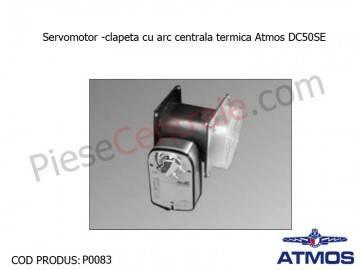 Poza Servomotor clapeta cu arc centrala termica Atmos DC50SE
