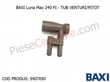 Poza Tub venturi/PITOT Baxi Luna Max 240 FI, Eco