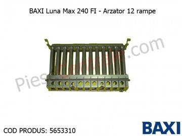 Poza Arzator 12 rampe Baxi Luna Max 240 FI, Eco