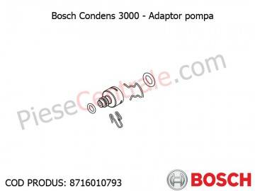 Poza Adaptor pompa centrala termica Bosch Condens 3000, Gaz 5000