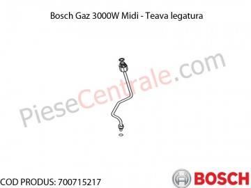 Poza Teava legatura centrala termica Bosch Gaz 3000W Midi