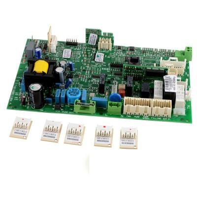 Poza Placa electronica principala centrale termice Ariston Clas/Genus Premium. Poza 8458