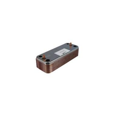 Poza Schimbator de caldura secundar in placi pentru centrale termice Ariston MICROGENUS 27 MFFI. Poza 9817