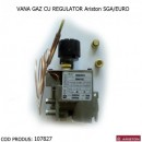 Vana gaz cu regulator boiler Ariston SGA/Euro