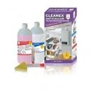 Pachet de curatare pentru centrale termice murale Cleanex Anticalcar